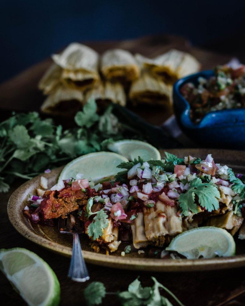 Pork Tamales from Boiled Wheat Blog by Kristen McSorley, Bozeman Montana Food Photographer