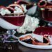 Panna Cotta with Blood Orange Gelee from Boiled Wheat Blog by Kristen McSorley, Montana Food Photographer