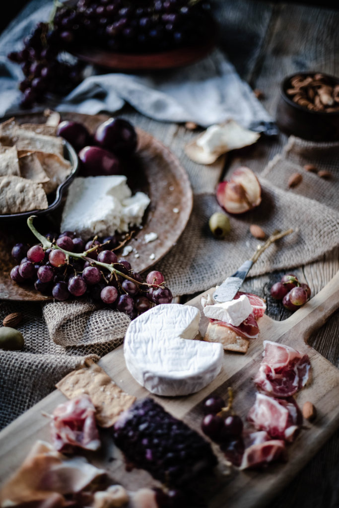 Hors d'oeuvres from Boiled Wheat Blog by Kristen McSorley, Montana Food and Travel Photographer