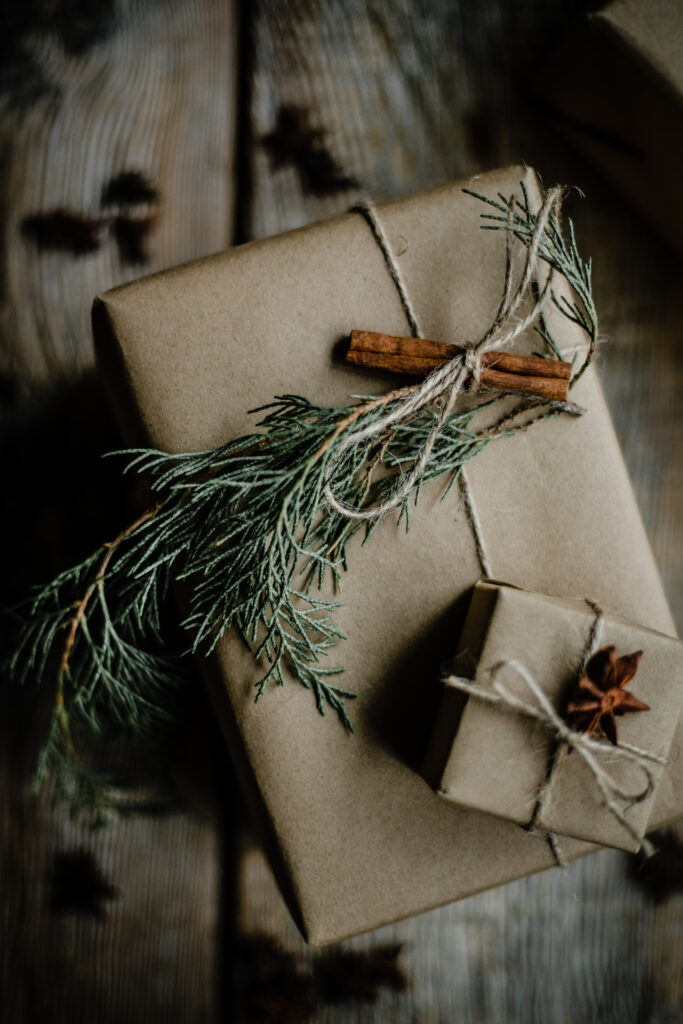 Gift Wrapping from Boiled Wheat Blog by Kristen McSorley Food Photographer